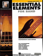 Essential Elements For Band - Book 1 - Electric Bass - Fornaszewski Music Store, Granite City IL 62040 - www.stanf.com