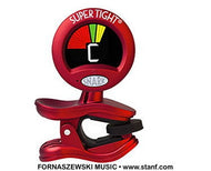 Snark - Super Tight Chromatic All Instrument Clip-On Tuner ST2 - Fornaszewski Music Store, Granite City IL 62040 - www.stanf.com