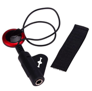 Acoustic Piezo Transducer Pickup for Guitar, Violin, Mandolin, Ukulele - Fornaszewski Music Store, Granite City IL 62040 - www.stanf.com
