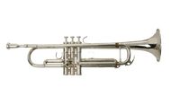 FM - Deluxe Silver Plated Trumpet Outfit - F753