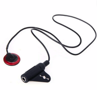 Acoustic Piezo Transducer Pickup for Guitar, Violin, Ukulele, Mandolin - Fornaszewski Music Store, Granite City IL 62040 - www.stanf.com