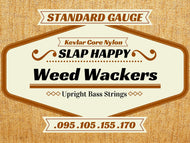 Slap Happy - Weed Wacker - Nylon Upright Bass Strings