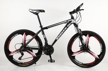 "Load image into Gallery viewer, KUBEEN Mountain Bike Aluminum Frame 21 Speed Shimano 26"" Wheel"