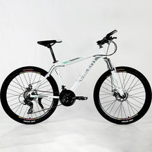 Load image into Gallery viewer, High quality Aluminum alloy 27 speed 26 inch tourism Cycling wholesale mountain bicylce