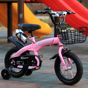 Children's bicycle 12 inch / 14 inch / 16 inch / two wheel bike boy girl bicycle Multi-color optional kid's bike