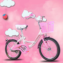 Load image into Gallery viewer, The New Children's Bicycle Buggy 18-Inch Female Princess Big Boy Elementary School Student Bicycle