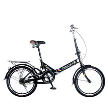 Load image into Gallery viewer, [TB01]20 inch folding bicycle bicycle shock absorber bicycle men and women student car leisure bicycle