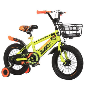12/14/16/18 inch kid bike boy and girl bicycle Multi-color optional bike Children bicycle with training wheels  Children's gift