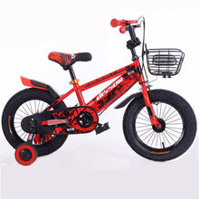 Load image into Gallery viewer, 12/14/16/18 inch kid bike boy and girl bicycle Multi-color optional bike Children bicycle with training wheels  Children's gift