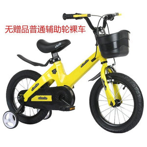 Children's Bicycles 2-3-4-5-6-7-8-9-10 Years Old Boys And Girls Bike 18 Inch Bicycle
