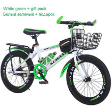 Load image into Gallery viewer, New Children's mountain bicycle Single speed /7 speed bike Boy and girl bicycle 18/20/22/24inch kid's mountain bike