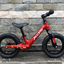 Load image into Gallery viewer, XDS Children Balance Baby Bike Kids Bicycle Ride on Toys No-Pedal 2-7 Year Old Beginners Ski glissade run slide glide Car Riding