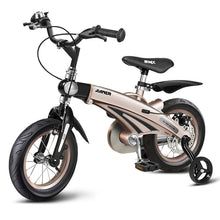 Load image into Gallery viewer, New kids bike ultralight children bicycle with Training Wheels magnesium alloy children bike 12/14/16 inch kids bicycle