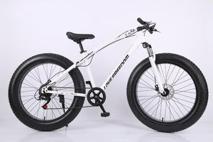 NEW Mountain Bike 26-inch 7/21/24/27 Speeds Bicycles Dual Disc Brakes Variable Speed Road Bikes Racing Bicycle