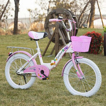 Load image into Gallery viewer, New Children's Folding Bicycle 20-inch Princess Princess Boy Student Bicycle Foldable