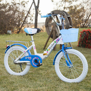 New Children's Folding Bicycle 20-inch Princess Princess Boy Student Bicycle Foldable