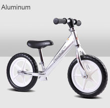 Load image into Gallery viewer, Phoenix Children's Balance Bikes Baby 1-6 Years Old Kids Slide Bike Light Aluminum Alloy Cycling Slide Bicycle Without Pedal