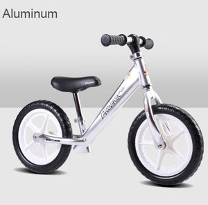 Phoenix Children's Balance Bikes Baby 1-6 Years Old Kids Slide Bike Light Aluminum Alloy Cycling Slide Bicycle Without Pedal