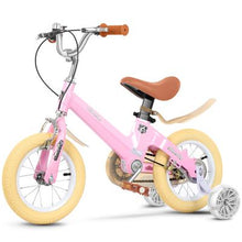 Load image into Gallery viewer, Children's Bicycle 2-3-4-5-6-7-8-9-10 Years Old Boys And Girls'bicycle 12 Inch Bicycle