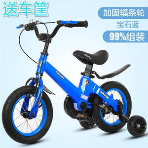 Children's Bicycle 2-3-4-5-6-7-8-9-10 Years Old Boys And Girls'bicycle 12 Inch Bicycle