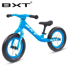 Load image into Gallery viewer, Ultralight Kids Balance Bike No Pedal baby toys 2-5 years old Kids Car Foot Pushed Mini baby Balance Bike Children Bicycle
