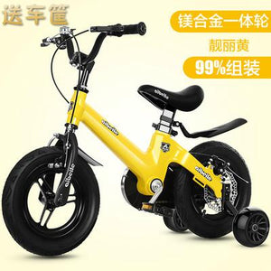 Children's Bicycle 2-10 Years Old Boys And Girls Bicycle 12 Inch Bicycle