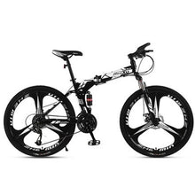 Load image into Gallery viewer, Mountain Bike Folding  Speed Double Shock Disc Brakes Adult Male and Women Students Bicycle Best Seller