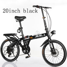 Load image into Gallery viewer, k2 2019 New16 inch and 20-inch folding bicycle for adults Ultra-light-speed portable children bicycle for boys and girls