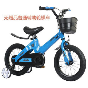 Children's Bicycle 2-3-4-5-6-7-8-9-10 Years Old Boys And Girls'bicycle 14 Inch Bicycle