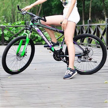 Load image into Gallery viewer, 26 inch 21-speed high-carbon steel Material Accessories Free shipping Bicycle