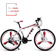 Load image into Gallery viewer, 26 Inch Mountain Bicycle 21/24/27/30 Speed Adult Variable Speed Bicycle Student Flagship Off-Road Double Disc Brake Bicycle