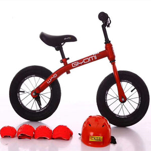 Children bicycle  Six-piece bicycle  Protector for balancing trolley