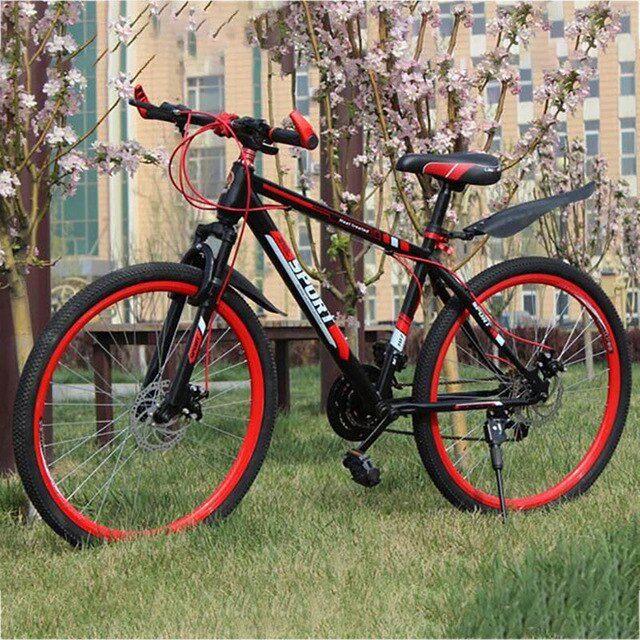 Aluminum Material 26 Inch  Equipment  Manufacturer Cycling Urban leisure High end Bicycle Mountain Bike