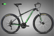 Load image into Gallery viewer, TWITTER 26 inch 21 Speed Mountain Bike Double Disc Brakes MTB Bike Student Bicycle
