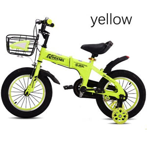 k8 2019 New Children's bicycle 3-year-old baby bicycle 2-4-6-7-8-9-10 year-old boy bicycle