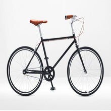 Load image into Gallery viewer, 24 Inch And 7 Speed Ordinary Light Duty Retro Bicycle For Men And Women