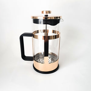 Rose Gold French Press