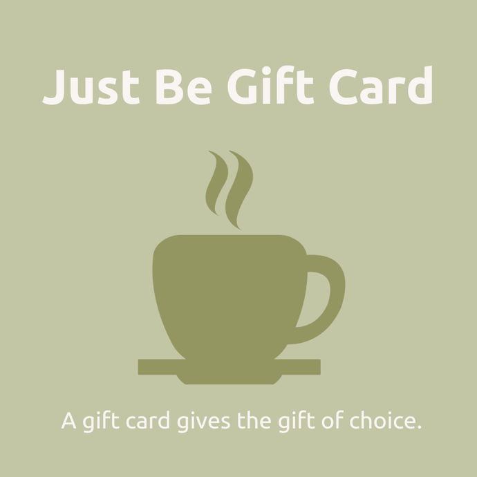 Just Be Gift Card