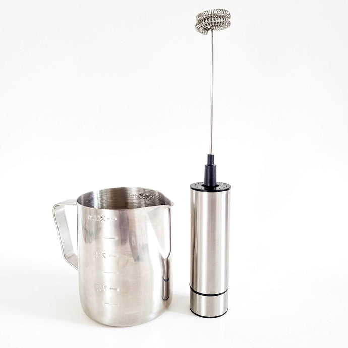 Latte Frother and Jug