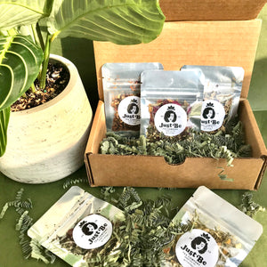 Herbal Relaxation Sampler (Caffeine-Free)