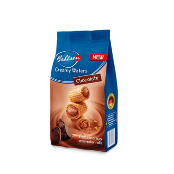 Bahlsen Creamy Wafers Choco, 75g