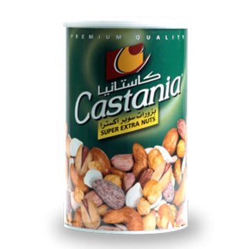 Castania Mixed Super Extra Nuts Can - 450 g