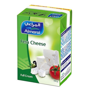 Almarai Feta Cheese Full Cream - 400 g