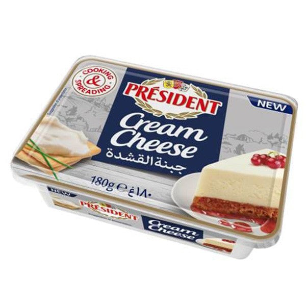 President Cream Cheese - 180 g