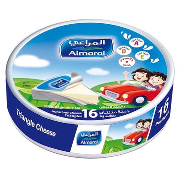 AL-Marai Triangle Cheese 240 grams