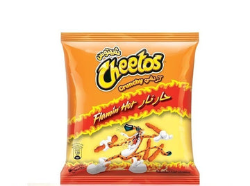 Cheetos Flaming Hot, 54g