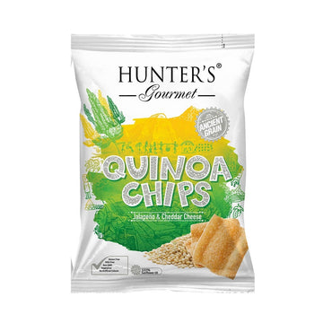 Hunter'S Gourmet Quinoa Chips J&Cc - 75 g