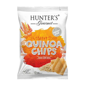 Hunter'S Gourmet Quinoa Chips Scs - 75 g