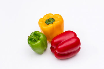 Organic Mix Capsicum - 1 Pack