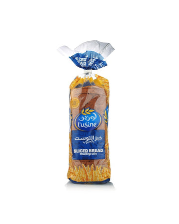 L'usine Bread Sliced Multigrain - 600g